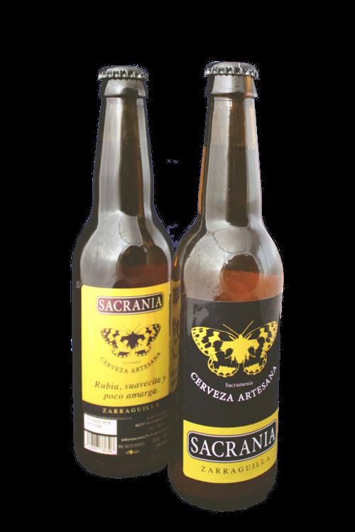 Cerveza Artesana Sacrania