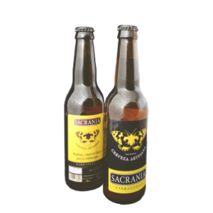 Cerveza Artesanal Sacrania